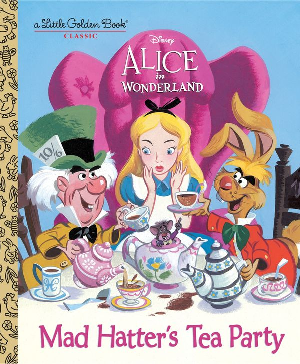 Alice in Parenthood (The Mad Tea Party)