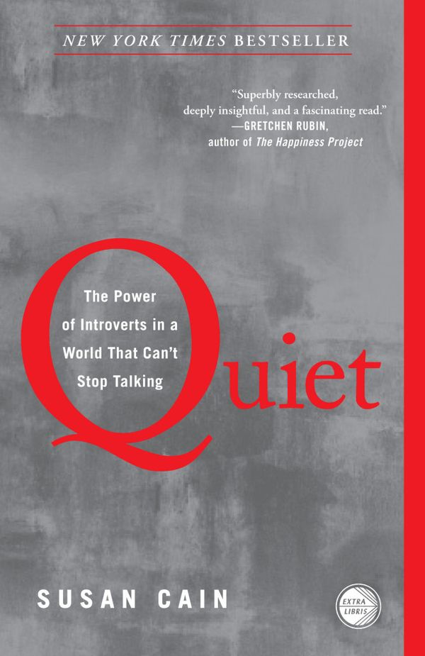 Quiet, My Favourite Book of 2016