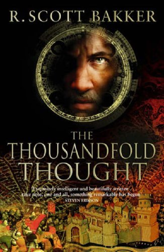 The Thousandfold Thought Book Cover