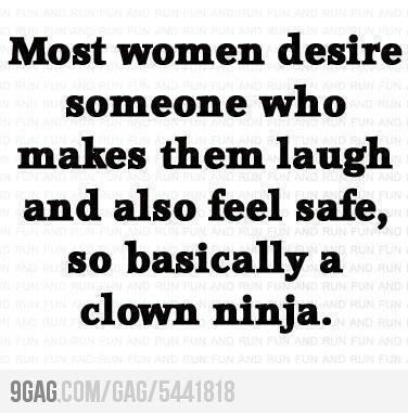Clown Ninja