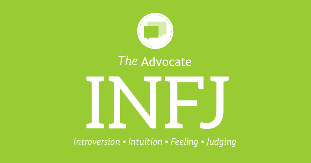 INFJ - The Advocate